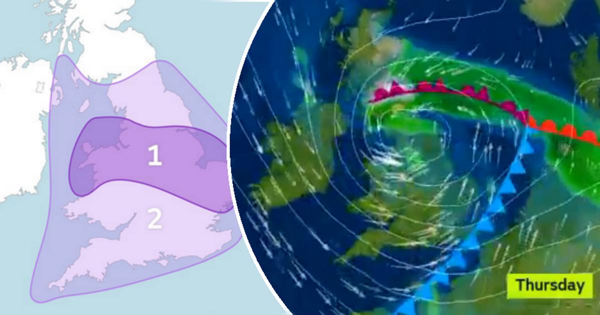 Storm Doris is Damaging Aerials in Berkshire