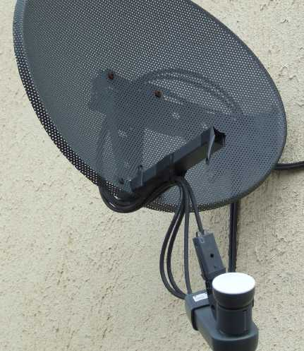 cheltenham satellite services broken dish